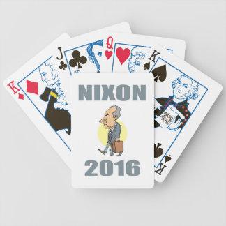 Nixon 2016 cartas de juego