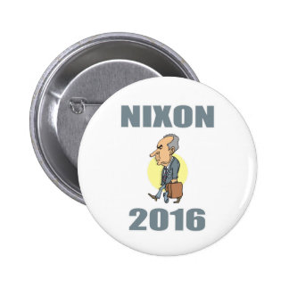 Nixon 2016 pin redondo 5 cm