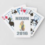 Nixon 2016 poker cards
