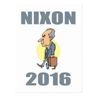 Nixon 2016 post card
