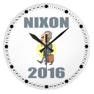 Nixon 2016 reloj redondo grande
