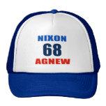 """Nixon - Agnew 68"""" Gorros"""