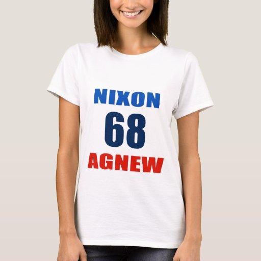 "Zazzle Nixon - Agnew 68"" T-shirt"