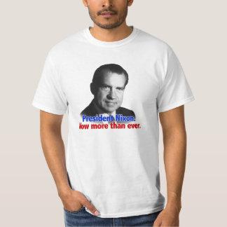 Nixon ahora más que nunca remera