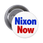 Nixon ahora pin redondo 5 cm