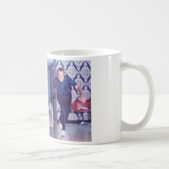 nixon, Baller Coffee Mug