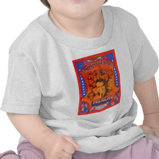 Nixon Camisetas