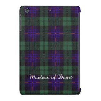 Nixon clan Plaid Scottish kilt tartan iPad Mini Cover
