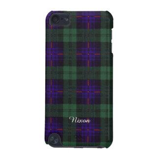 Nixon clan Plaid Scottish kilt tartan iPod Touch 5G Cover