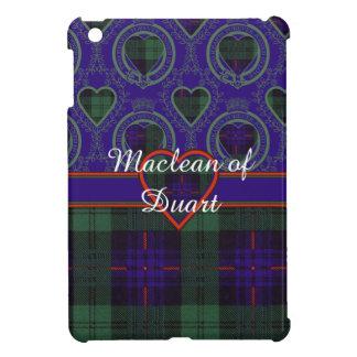 Nixon family clan Plaid Scottish kilt tartan Cover For The iPad Mini