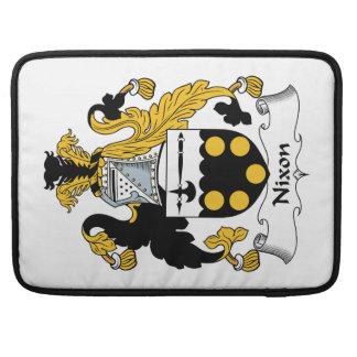 Nixon Family Crest MacBook Pro Sleeves