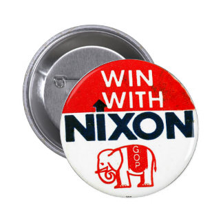 Nixon-GOP - Button