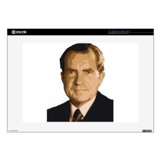 Nixon Head Laptop Skins