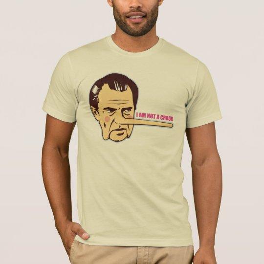 Nixon, I am not a Crook T-Shirt