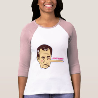 Nixon, I am not a Crook T Shirt