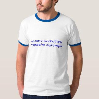 Nixon Invented Three's Company T-Shirt