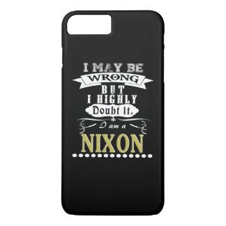 NIXON is the BEST iPhone 8 Plus/7 Plus Case