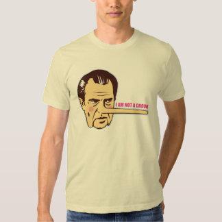 Nixon, no soy ladrón playeras