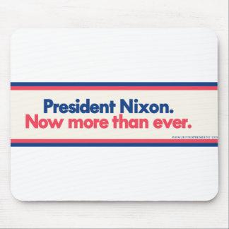 Nixon-NowMoreThanEver Mouse Mats