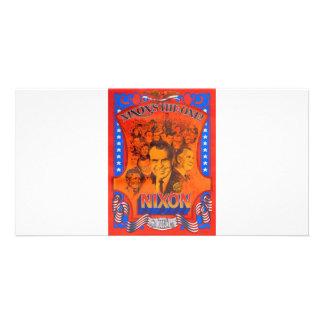 Nixon Photo Card Template