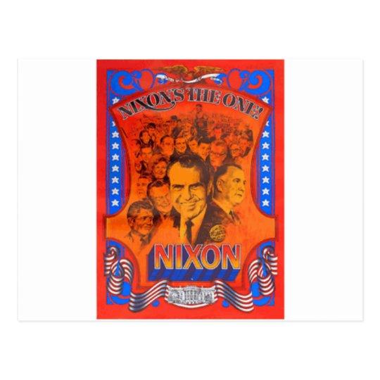 Nixon Postcard