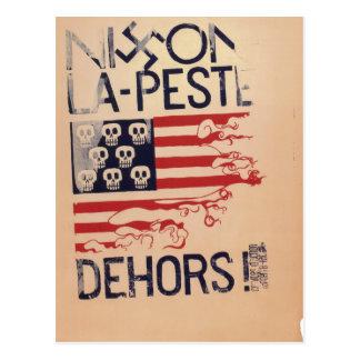 Nixon_Propaganda_poster Postcard