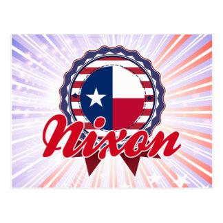 Nixon, TX Postcard
