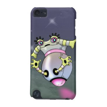 NIXXIE CUTE ALIEN iPod Touch 5g iPod Touch (5th Generation) Case