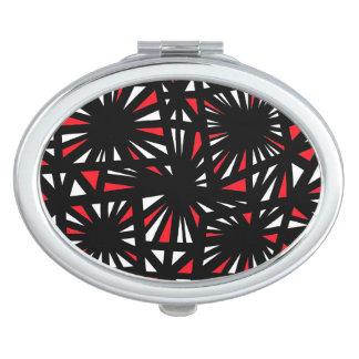 Niza divertido directo jubiloso espejos compactos