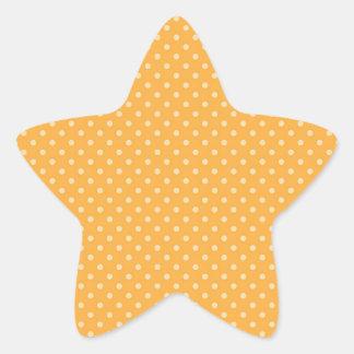 Niza gran impresionante lujoso pegatina en forma de estrella