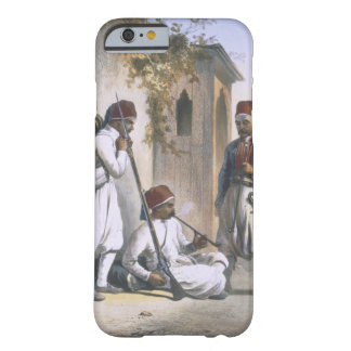 Nizamior, Regular Troops of the Turkish Army at Ka iPhone 6 Case