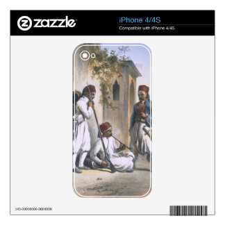 Nizamior Regular Troops of the Turkish Army at Ka Decals For The iPhone 4S
