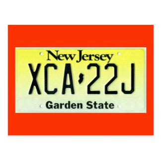 NJ2007 POST CARDS