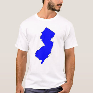 NJ Blue State T-Shirt