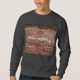 NJ Brick Wall Sweatshirt