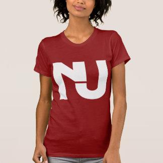 NJ Graphic (DARK) T Shirt