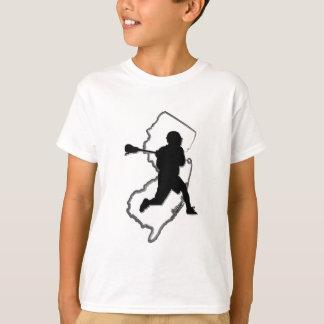 NJ Lacrosse Kid's T T-Shirt