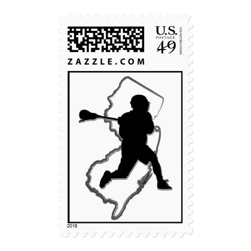 NJ Lacrosse Stamps