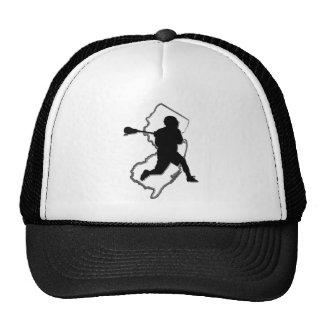 NJ Lacrosse Trucker Hat