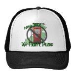 NJ We Don't Pump Mesh Hats