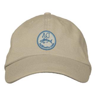 NJBluefin.com Embroidered Baseball Hat