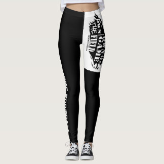 NJF Own the Game Own The Field Leggings BLack