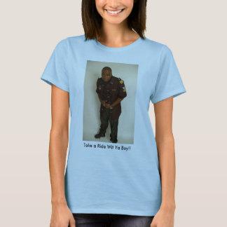 njflexx 2, Take a Ride Wit Ya Boy!! T-Shirt