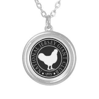 NJGC charm necklace