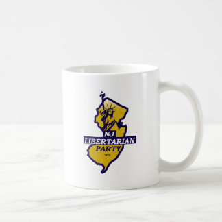 NJLP Logo Coffee Mugs