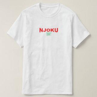 Njoku G+Camiseta del navidad V3 de R Playera