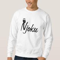 Njoku 'Owl' Logo Sweatshirt. Sweatshirt