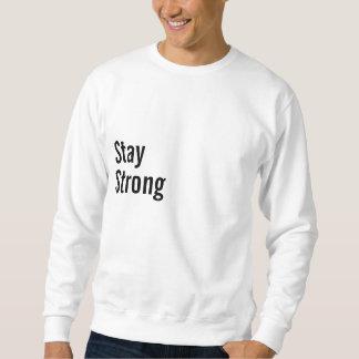 Njoku 'Stay Strong' Sweatshirt. Sweatshirt