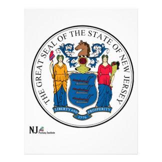 NJPI New Jersey State Seal Letterhead