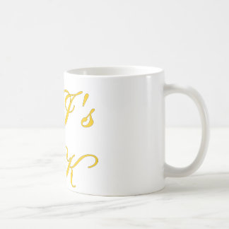 NJ's OK Yellow 02 Coffee Mug